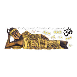 Buddha Wall Decals