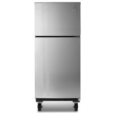 Modern Refrigerators And Freezers by Garage Organization