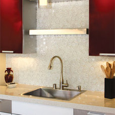 Contemporary Kitchen by Statements Tile