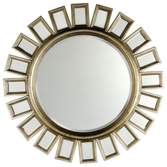 traditional mirrors by Z Gallerie