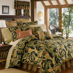 """La Selva"" Bedding by Thomasville at Home - Las Selva by Thomasville at Home from Kellsson Home Linens"