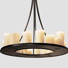 Contemporary Chandeliers by Holly Hunt