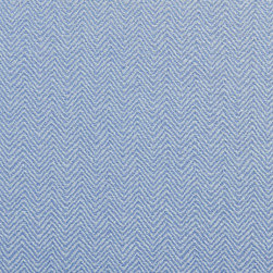 Light Blue Chevron Herringbone Upholstery Fabric By The Yard - This upholstery fabric is great for all indoor upholstery, bedding, window treatments and fabric related projects. This material combines luxury with durability. It will truly look great on any piece of furniture.