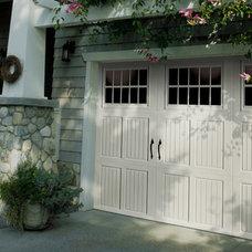 Traditional Garage Doors And Openers by The Garage Door Depot
