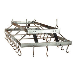 Manchester Stainless Steel Pot Rack
