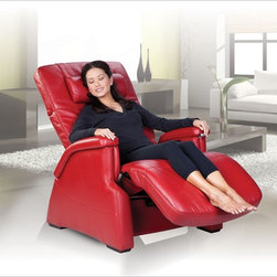 PC-086 Perfect Chair® Serenity® Power Zero-Gravity Recliner by Human Touch - The PC-086 Perfect Chair® Serenity Recliner by Human Touch offers unparalleled comfort with its zero-gravity recline mechanism, accentuated with a motorized recline mechanism allowing you to start and stop the chair in an unlimited amount of positions.