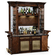Traditional Bar Carts by EuroLuxHome