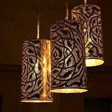 Contemporary Ceiling Lighting by E Kenoz