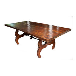 Teak Wood Dining Tables - Lilia Salazar