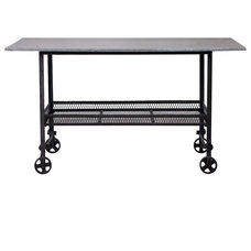 Industrial Kitchen Islands And Kitchen Carts by CRASH Industrial Supply
