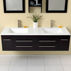 Modern Bathroom Vanities And Sink Consoles by DecorsRus LLC
