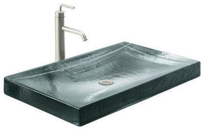 Contemporary Bathroom Sinks by Home Depot