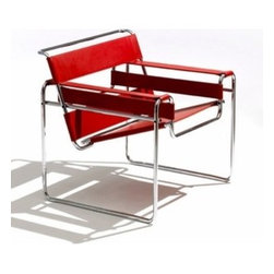 Knoll - Knoll | Wassily Chair - Design by Marcel Breuer, 1925.