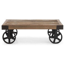 Rustic Side Tables And Accent Tables by Indeed Decor