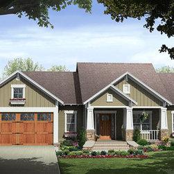 House Plan 21-364 -