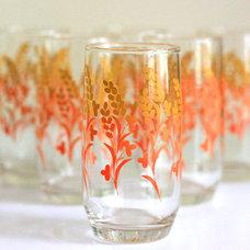 Modern Everyday Glassware by Etsy