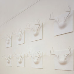 Contemporary Hooks And Hangers -
