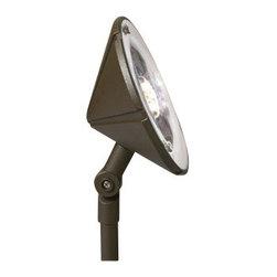 """Kichler - Kichler 15861AZT27 Landscape LED 9.25"""" 12v Path Light - Product Features:"""