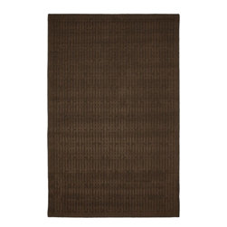 Mohawk Home - Mohawk Home Comforts Stacks Brown Solid Hi/Low Pile Carved 1'8 x 2'10 Rug (6780) - Bring simple style in to your home with this design.  Featuring a carved designed created by high/low pile this rug creates texture and definition within your decor. The subtle pattern is perfect for the space that needs a finishing touch, without taking the focus from your other design elements.  For decades, Mohawk has been dedicated to making superior quality area and accent rugs that are manufactured right here in the United States.  Packed with performance these rugs offer durability paired with beauty and affordability. You can instantly transform any room in your home with one of our luxurious, chic and durable tufted rugs.