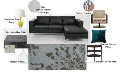 Contemporary  by Allison Jaffe Interior Design LLC