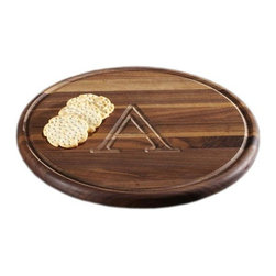 Home Decorators Collection - Port Cutting Board - Whether for adding a personalized touch to your kitchen decor or for a beautiful cutting board to serve appetizers when entertaining guests, this piece will remain a favorite part of your tabletop decor for years to come. Crafted of durable materials for years of lasting beauty, you can customize this piece by choosing a single letter to be inset into the wood. Order yours today for a personal touch in your home decor. Crafted of durable hardwood for years of lasting use. Personalize with a single capital letter.