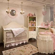 Traditional Nursery Decor by Bellini Baby