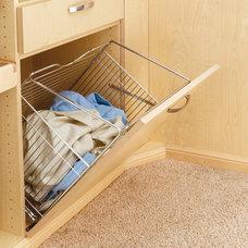 Closet Storage by Cornerstone Hardware & Supplies