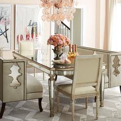 Glamorous Dining Furniture -