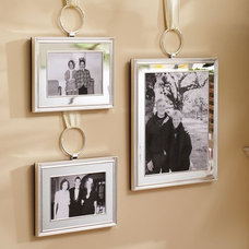 modern frames by Pottery Barn