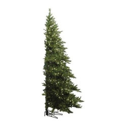 Vickerman Westbrook Pine Half Christmas Tree