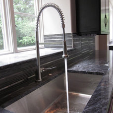 Modern Kitchen Faucets by THE SOMERVILLE SHOWROOM