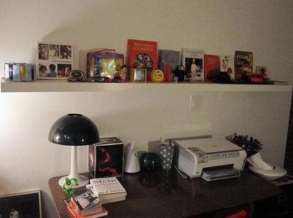 Eclectic Home Office by Toc Toc Toc... Entrez!