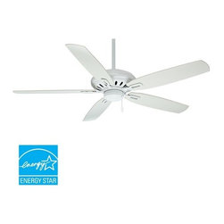 "Casablanca - Casablanca 59533 Holliston 54-60"" 5 Blade Energy Star Ceiling Fan - Blades Sold - Included Components:"