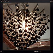 Contemporary Chandeliers by Eclectic Design Source