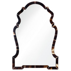 Traditional Mirrors by Charlotte and Ivy