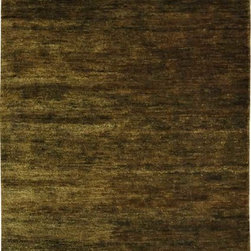 Safavieh - Safavieh Bohemian BOH211D, Green, 5'x8' Rug - Safavieh's Bohemian Collection is all-organic, with exquisitely fine jute pile woven onto a cotton warp and weft, and an earthy natural color palette. The high quality jute chosen for our Bohemian rugs is biodegradable and recyclable, with an innate sheen because it is harvested only from true hemp, a quickly renewable resource that excels in length, durability, anti-mildew and antimicrobial properties. Safavieh brings fashion excitement to the eco-friendly rug category with the Bohemian collection's unique patterns, ribbed textures and remarkable hand. The rugs are washed to soften the yarn, and then brushed to an even more lustrous sheen.