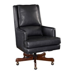 Hooker Furniture - Executive Swivel Tilt Chair - EC387-099