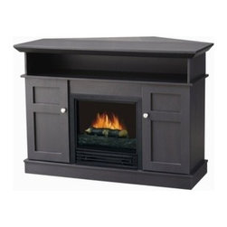 Stonegate Entertainment Center Electric Fireplace -