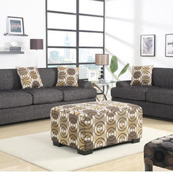 Montral Sofa and Loveseat