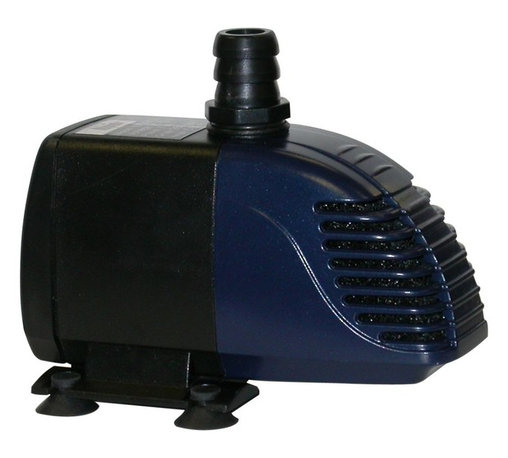 Alpine - Hybrid Powered 280GPH Garden Pump - This hybrid pump is designed to cut your energy costs in half and give you full solar optimization. It will pay for itself in electrical savings in a matter of months. Ideal for small ponds, this revolutionary product works by harnessing the power of the sun using a solar panel, reinforced by a transformer during those cloudy days and running completely on electricity at night. Combining efficiency and performance in one great product, our hybrid pump delivers unmatched reliability.Features: