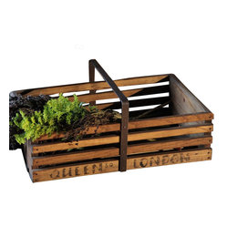Queen Square Orchard Crate