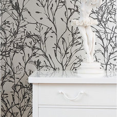 Contemporary Wallpaper by HORNE
