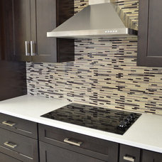 Modern Kitchen Countertops by 21st Century Kitchen & Bath