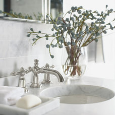 Mediterranean Bathroom Faucets by Kallista Plumbing