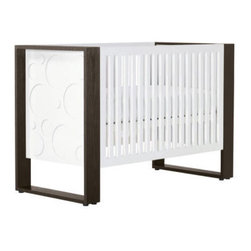 Nurseryworks Aerial Crib Set - With a blend of straightforward design and whimsical detail, this Nurseryworks Aerial Crib set will delight any modern parent. Knows for its sturdy construction, this crib and changing table set allows for versatility with simplicity. Non-toxic and JPMA certified, this is a choice that will let you (both) sleep at night.
