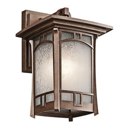 Kichler Lighting - Kichler Lighting Soria Traditional Outdoor Wall Sconce X-ZGA05494 - Kichler Lighting Soria Traditional Outdoor Wall Sconce X-ZGA05494