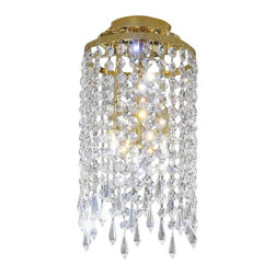 Kolarz - Top quality from Vienna - Kolarz - Top quality from Vienna Charleston ceiling lamp large - Charleston ceiling lamp large is part of a collection of High End light fixtures made in Vienna, Austria by Kolarz. This light series is designed by artistique minds using the finest materials, metal and crystal, beeing a unique creation and fashioned to reflect individual personality and lifestyle. Charleston consists of a circular frame mounted in the ceiling which sustains its gorgeous lampshade made of Swarovski elements in different sizes and shapes. The fixture is handmade in EU and is available in two versions, the first one with chrome finishes and clear and blue Swarovski crystals and the second in 24k gold finishes with clear and amber Swarovski crystals. Combining its distinctive design with the highest quality of its materials the ceiling light is a luxury path for both commercial and residential interiors. Illumination is provided by G9, 40W Halogen bulb (not included).      Product Details: Charleston  ceiling lamp large is part of a collection of High End light fixtures made in Vienna, Austria by Kolarz. This light series is designed by artistique minds using the finest materials, metal and crystal, beeing a unique creation and fashioned to reflect individual personality and lifestyle. Charleston consists of a circular frame   mounted in the ceiling which sustains its gorgeous lampshade made of  Swarovski elements in different sizes and shapes.   The fixture is handmade in EU and is available in two versions, the first one with chrome finishes and clear and blue Swarovski crystals and the second in 24k gold finishes with clear and amber Swarovski crystals. Combining its distinctive design with the highest quality of its materials the ceiling light is a luxury path for both commercial and residential interiors. Illumination is provided by G9, 40W Halogen  bulb (not included). Details:                         Manufacturer:            Kolarz               
