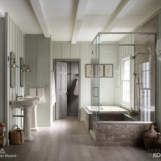 Farmhouse Bathroom by Kohler