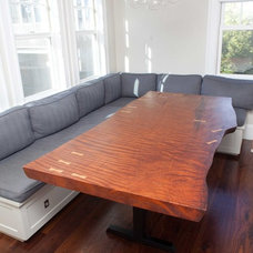 Contemporary Dining Tables by Longleaf Lumber Inc