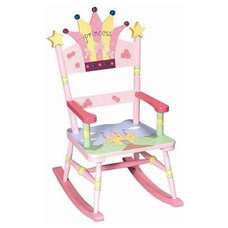 Eclectic Kids Chairs by kidsdecor.net